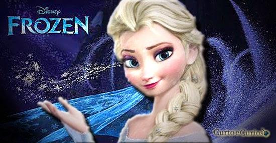 Frozen Desenho Disney
