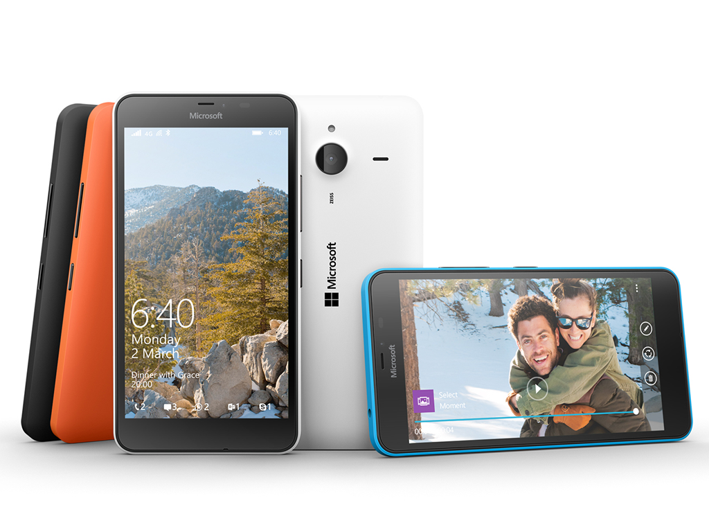 Microsoft Announces Lumia 640 And Lumia 640 XL: Windows Phone 8.1, Dual SIM, LTE, Snapdragon 400 Quad-Core