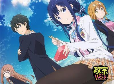 Download Masamune-kun no Revenge Episode 02 Sub Indo – Anime no Ecchi