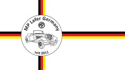 O MP Lafer Germany existe desde 2011 para congregar os entusiastas da marca na Europa.