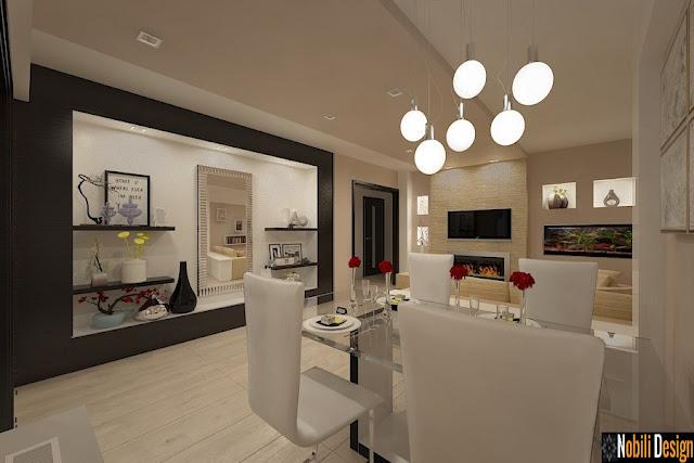 Design interior case moderne - Amenajari interioare dormitoare Constanta