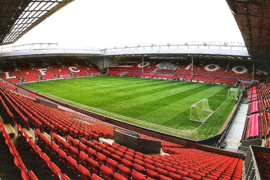 Anfield - Liverpool F.C. Stadium