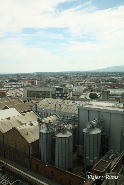 Gravity bar, Dublin