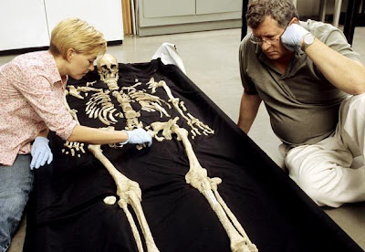 Kennewick Man bones not from Columbia Valley, scientist tells tribes