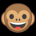 Monkey emoji