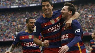 Suarez Jauhi Ronaldo Di Top Skor La Liga