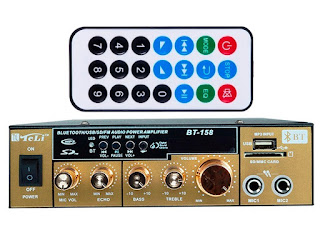 amplifcatore audio bluetooth bt-158