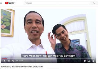 Di Istana, Surya Ajarkan Banyak Hal Pada Jokowi. Dan Kita?