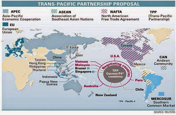 Canada reaches deal on revised Trans-Pacific Partnership