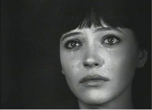Jean-Luc Godard's muse