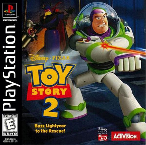 Disneys Toy Story 2 - Buzz Lightyear to the Rescue - PS1 - ISOs Download