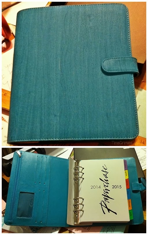 Paperchase Planner Front