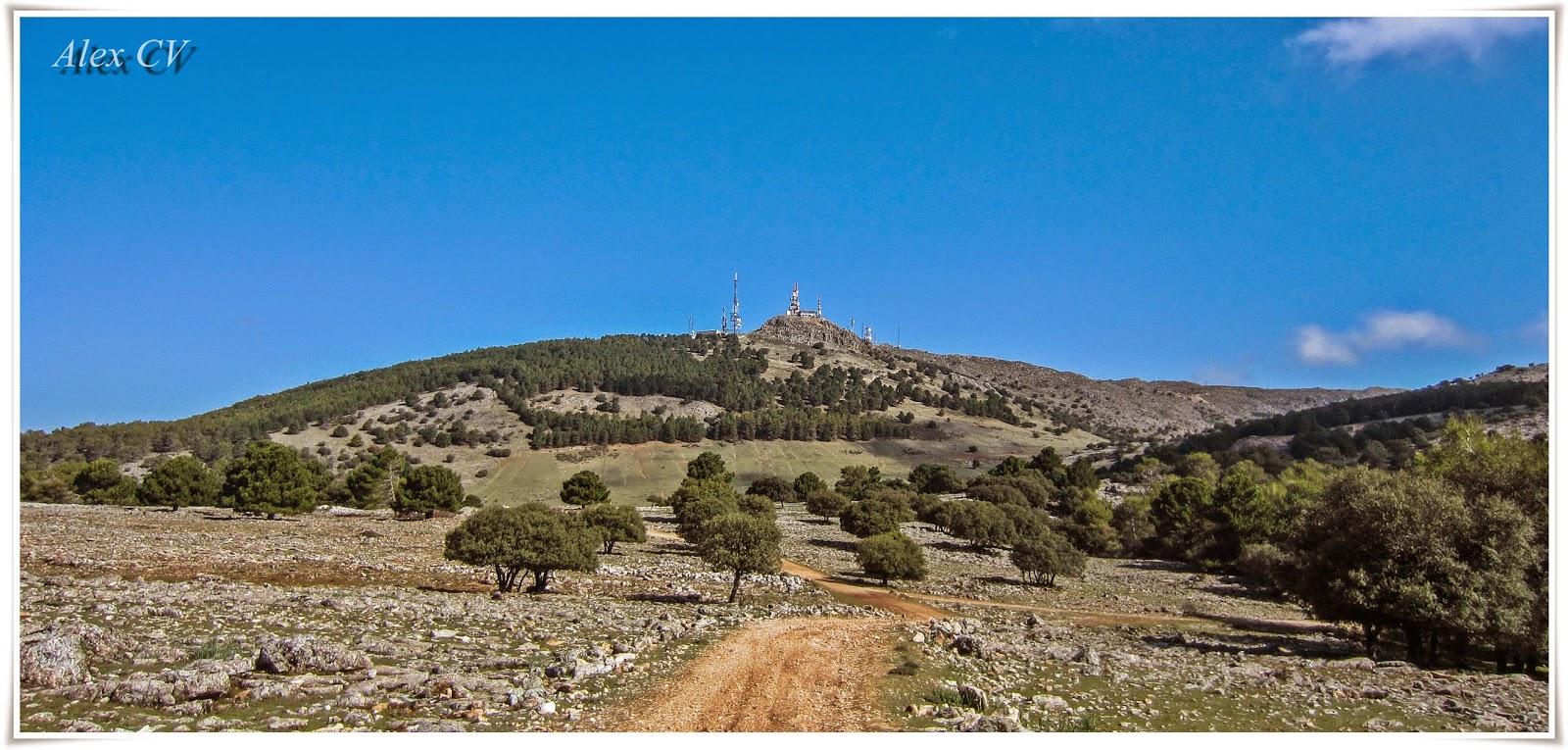 Por los cerros de beda circular sierra de parapanda - Sierra circular pequena ...