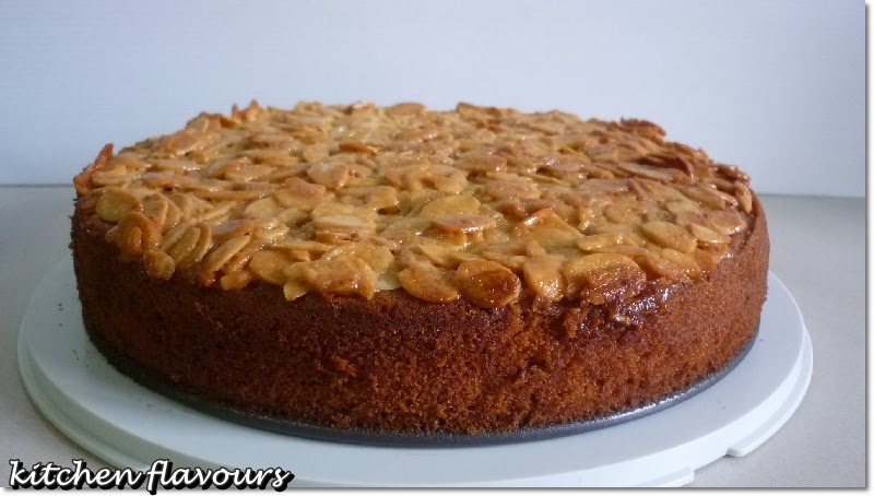 Toarta Swedish Almond Cake