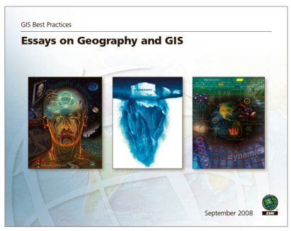 Essays in Geography and GIS [PAPER]