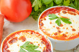 The Best Low Carb Lasagna Bowls