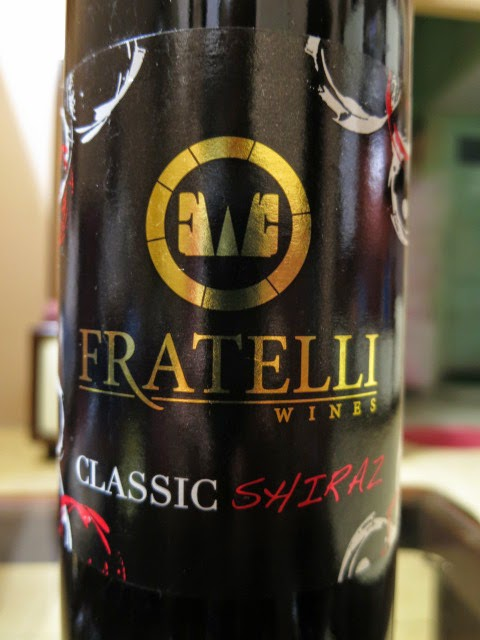 Wine Review of Fratelli Classic Shiraz from Nashik, India (86 pts)
