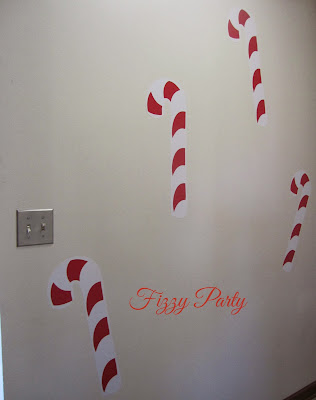 Elf party, Fizzy Party, Christmas party, Candy Cane Forest, Ten23Designs