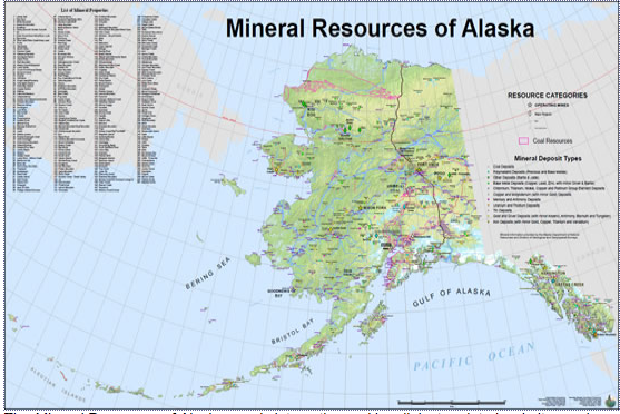 Dept Of Natural Resources Alaska