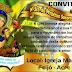 Começa Nesta Segunda-Feira, 19, o Novenário em Homenagem a Nossa Senhora do Perpetuo Socorro, a Padroeira de Feijó