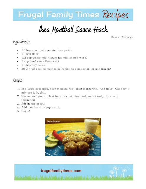 ikea gravy recipe