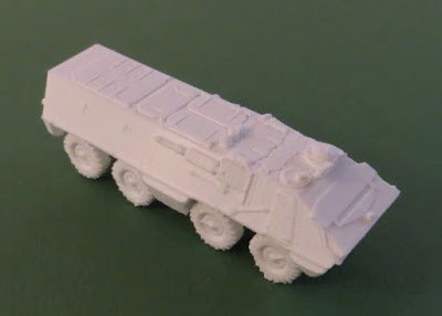12mm or 1:144, OT-64 SKOT from Butlers Printed Models picture 1