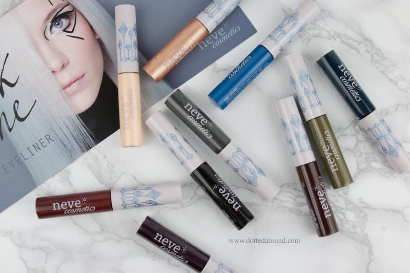 Neve Cosmetics Ink Me eyeliner