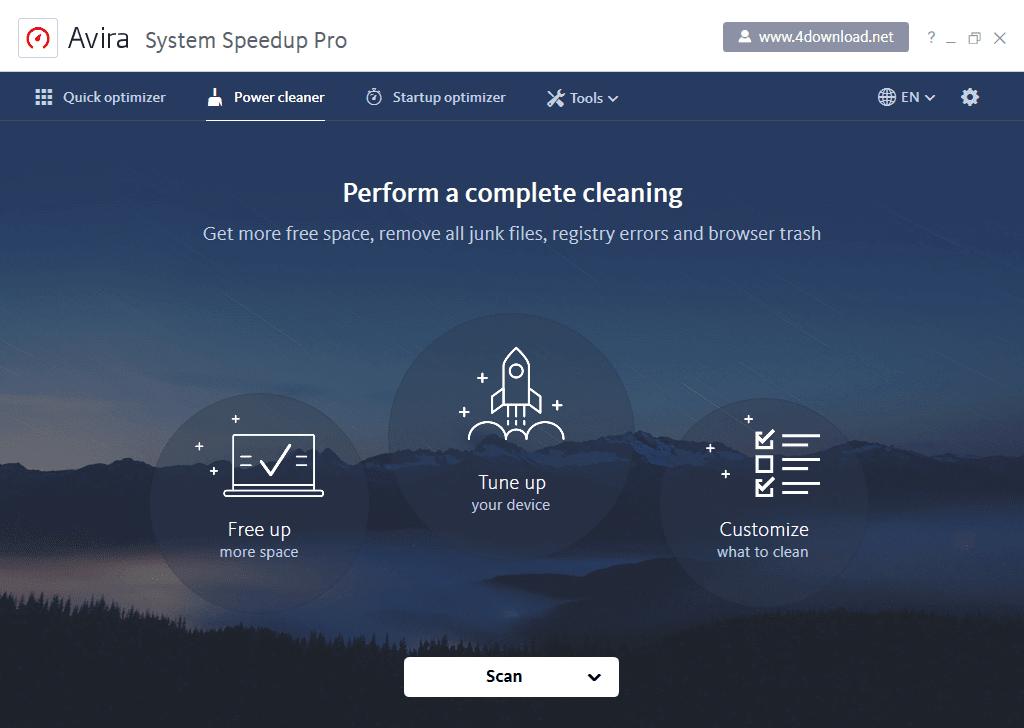 Avira System Speedup Pro v5.4.3.10308 Full version
