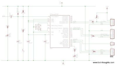 Bot Thoughts: AVC: Serial to I2C Bridge