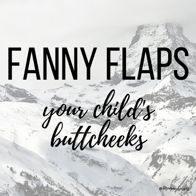 Fanny Flaps uncommon underused funny swear words from around the world applied to motherhood and parenting by Mommy Cusses