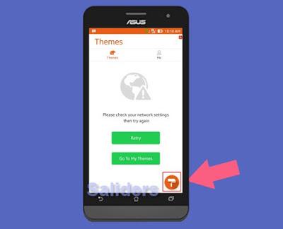 Cara Membuat Tema Android Sendiri Menggunakan Aplikasi ZenUI theme