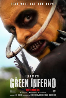 Download & Streaming Film The Green Inferno (2015) 1080p Bluray Subtitle Indonesia