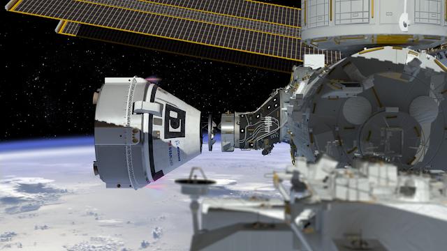 Boeing CST-100 Starliner space.filminspector.com