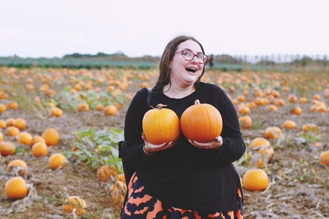 Pumpkin Boobs