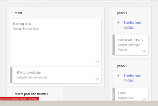 Cara Memasang Widget Google Trends di Blog