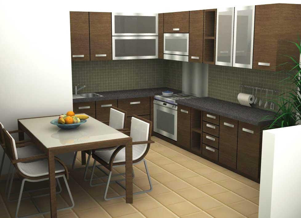 55 Gambar Meja Dapur Minimalis Keramik Granit Kayu Dll Desainrumahnya