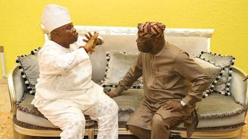 Atiku Meets Senator Adeleke, Commends Him For Leading