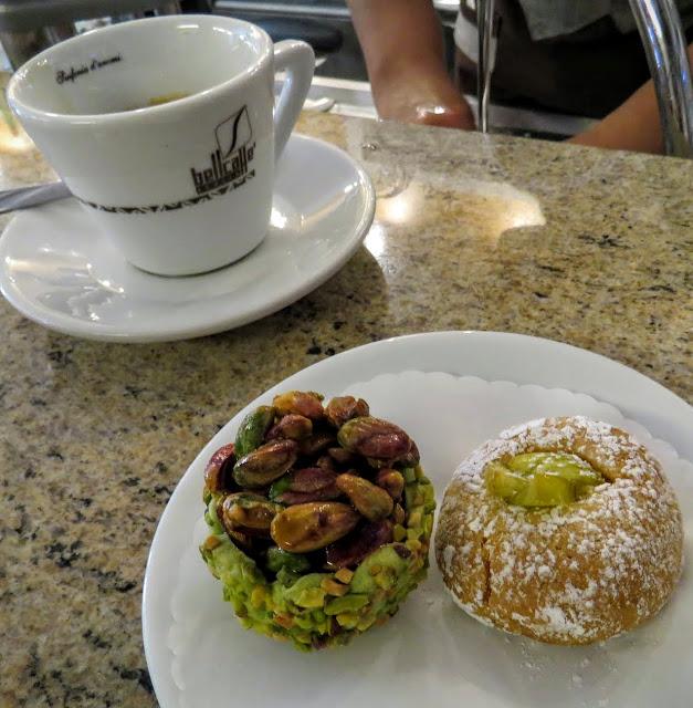Sicilian Food - dolcini