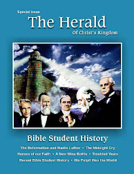 Bible Student history (this is how they see it)