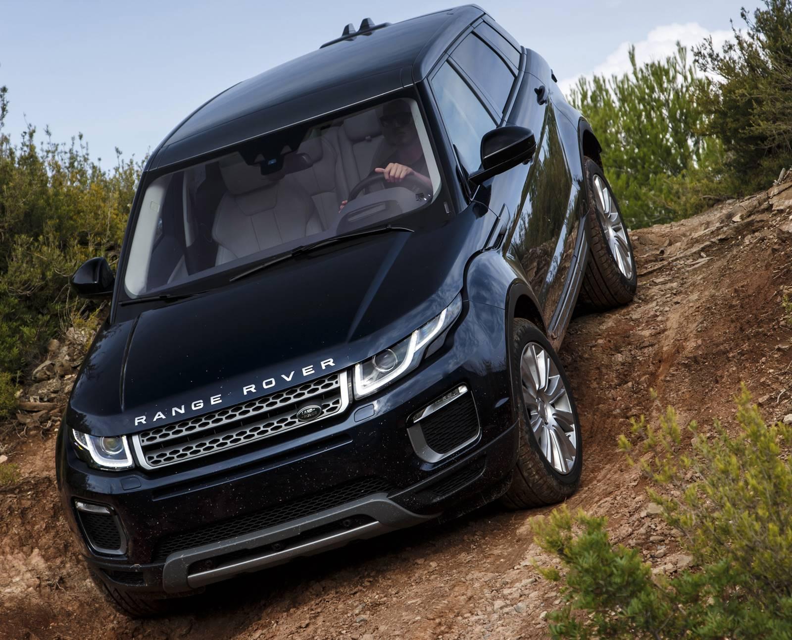 6143fcc77eaa2 Range Rover Evoque 2017  preço parte de R  224 mil - Brasil