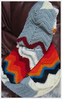 free crochet infinity cowl pattern