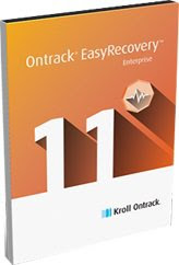 Full software with working crack, Ontrack EasyRecovery Enterprise version 11.0.2.0.
