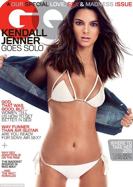 Kendall Jenner,  biquini de tulê da Adriana Degreas bikini das famosas