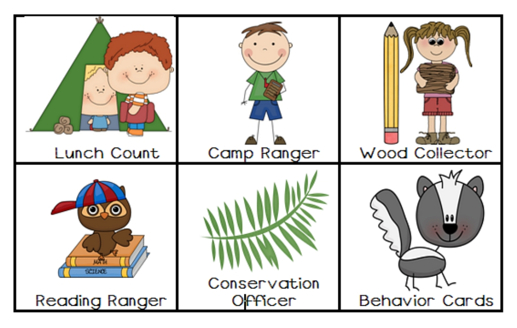 kindergarten clipart classroom jobs - photo #36