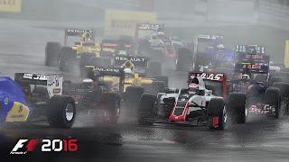 F1 2016 MOD Terbaru