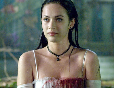 Megan Fox in Jennifer's Body horror