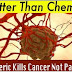 Turmeric Kills Cancer – Not Patients and Better Than Chemo