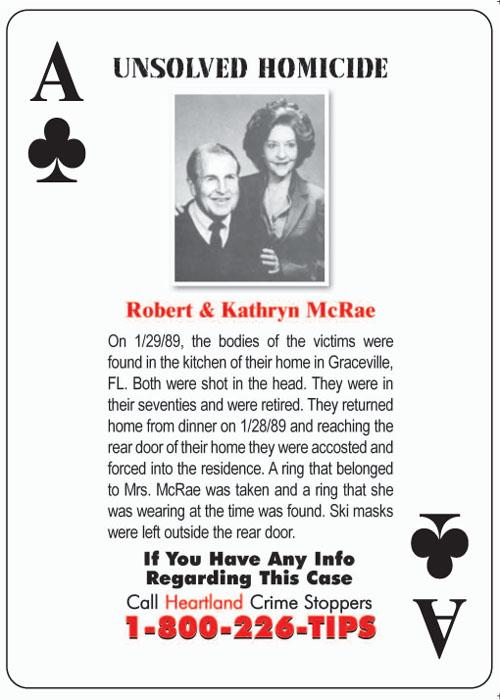 Kidnapping, Murder, and Mayhem: January 2013