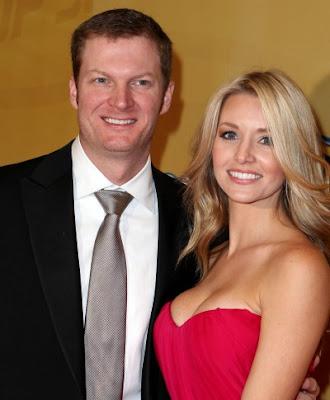 Dale Earnhardt Jr Amp His Girlfriend Amy Reimann Sports Stars