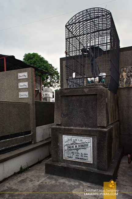 Demon of Malabon Cemetery